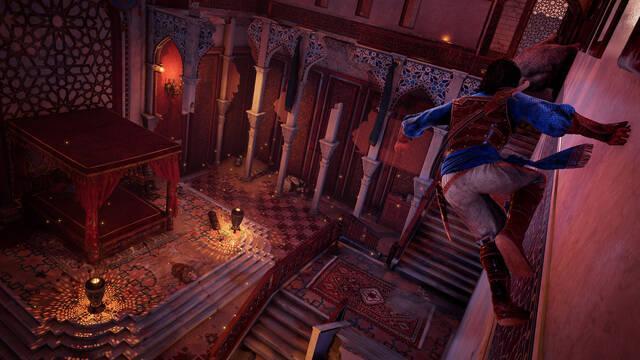 El director de Prince of Persia: Las Arenas del Tiempo Remake defiende su aspecto visual.