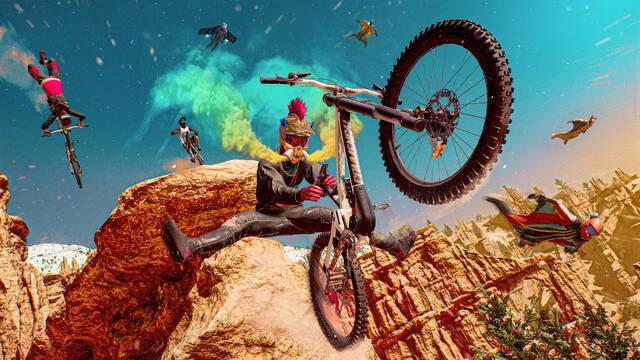 Riders Republic, el juego deportes extremos de Ubisoft, se retrasa