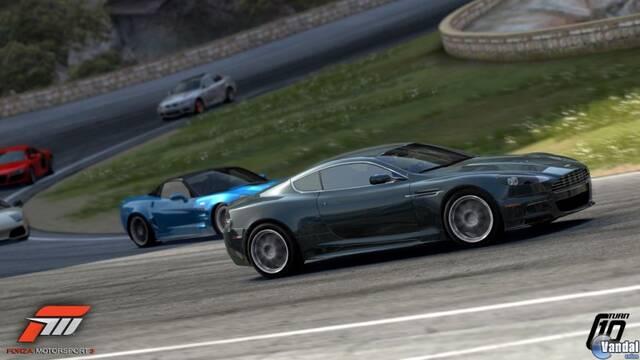 E3: Primeras imágenes y vídeo de Forza Motorsport 3