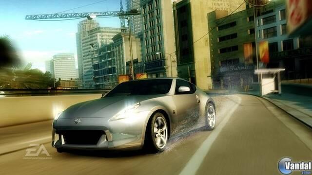 El Nissan 370Z se muestra en el nuevo Need for Speed
