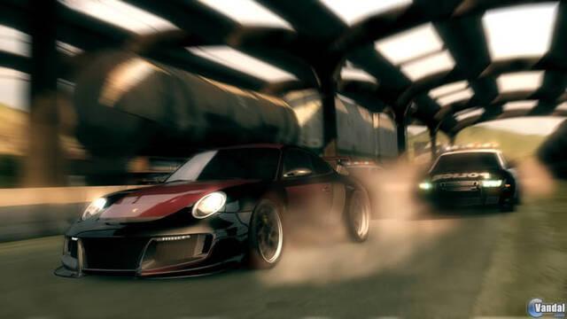 Primeras imágenes de Need for Speed: Undercover