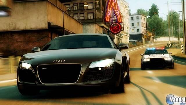 Nuevas imágenes de Need for Speed Undercover