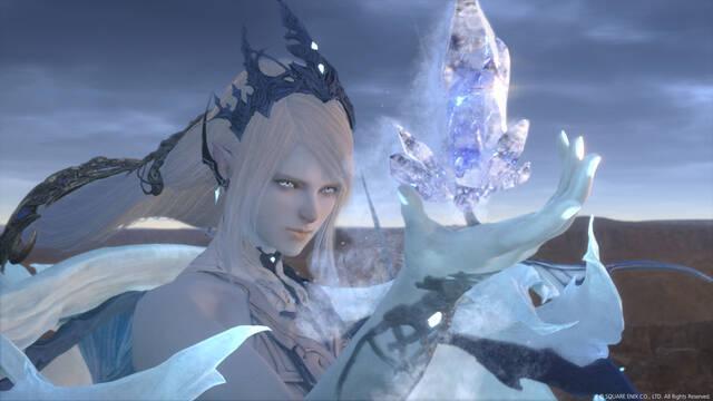 Final Fantasy 16 gráficos