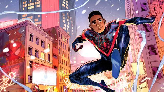 Spider-Man: Miles Morales sigilo y acción