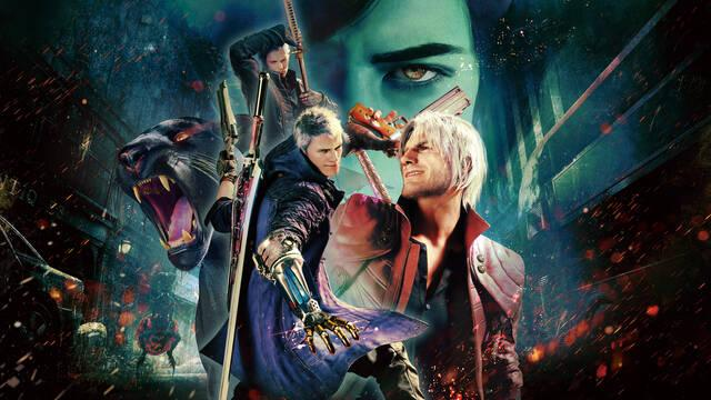 Devil May Cry 5 Special Edition 4K 120 fps y ray-tracing en opciones