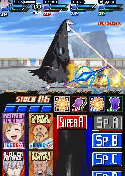 GC: Nuevas imágenes de Bleach: Dark Souls para Nintendo DS