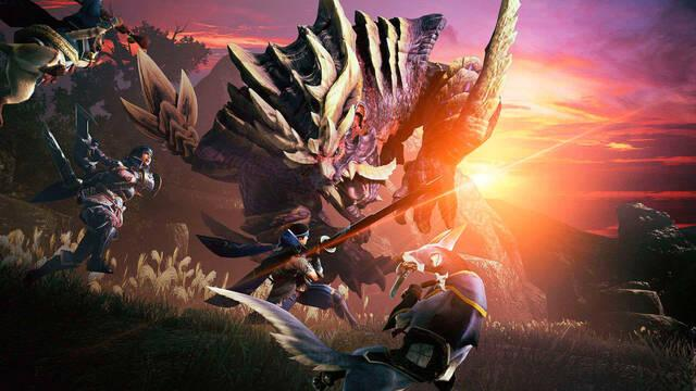 Monster Hunter Rise ha vendido 5 millones de copias