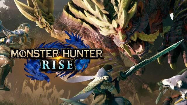 Monster Hunter Rise nos muestra un vídeo con seis minutos de su jugabilidad