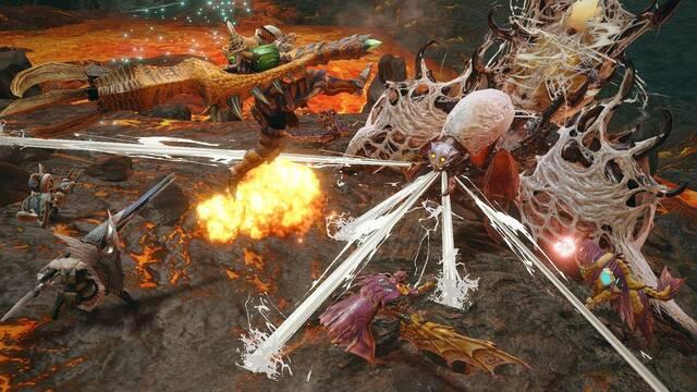 Monster Hunter Rise tráiler Nintendo Direct
