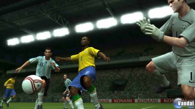 Primeras imágenes de Pro Evolution Soccer 2009