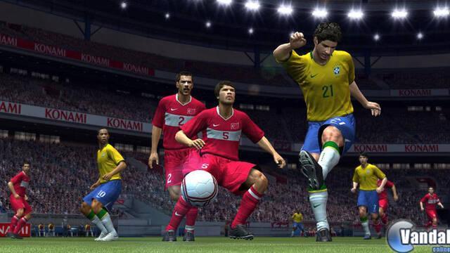 GC: Nuevas imágenes de Pro Evolution Soccer 2009