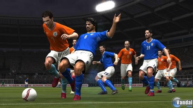 Más equipos para Pro Evolution Soccer 2009