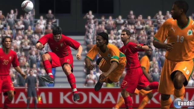 Pro Evolution Soccer 2009 saldrá el 15 de octubre