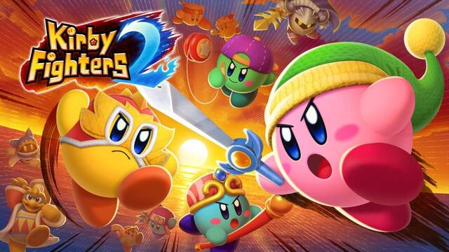 Kirby Fighters 2 en Switch
