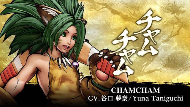 Samurai Shodown Season Pass 3 personajes fecha de lanzamiento