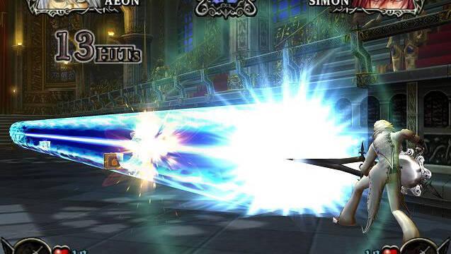GC: Nuevas imágenes de Castlevania Judgement