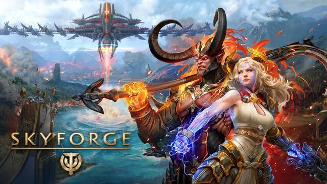 Skyforge y su llegada a Switch