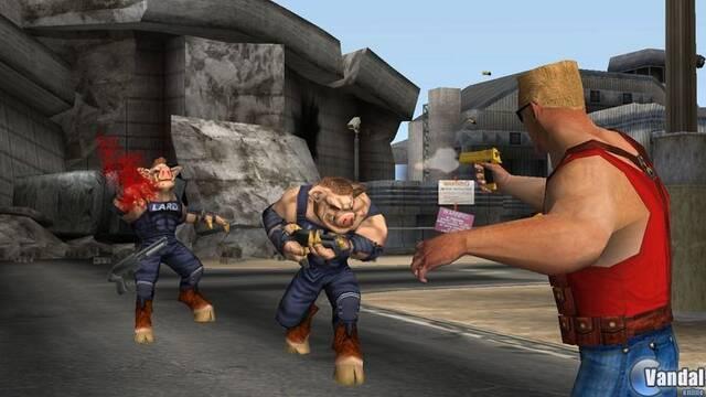 Primeras imágenes de Duke Nukem Trilogy