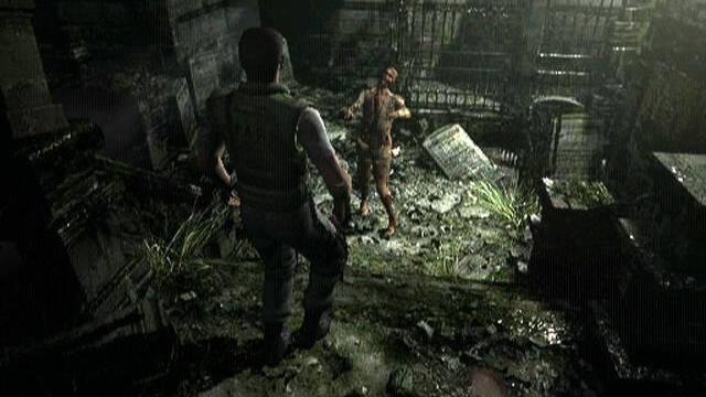 E3: Nuevas imágenes de Resident Evil Wii Edition