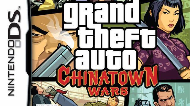 Grand Theft Auto: Chinatown Wars ya tiene carátula