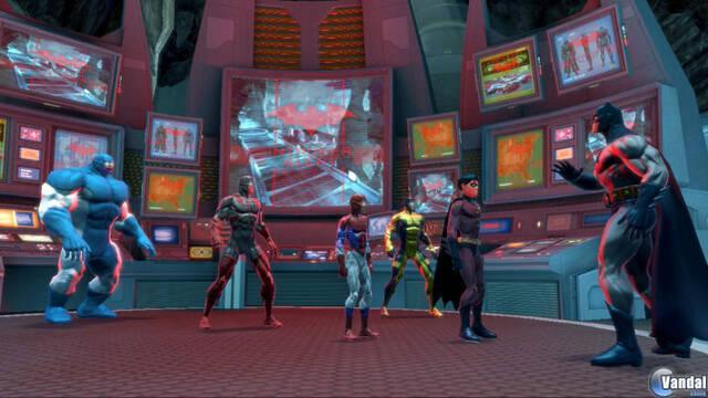 GC: Nuevas imágenes de DC Universe Online