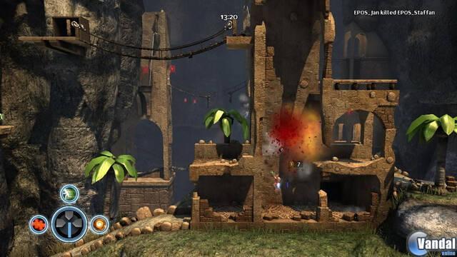 E3: Primeras imágenes de Crash Commando