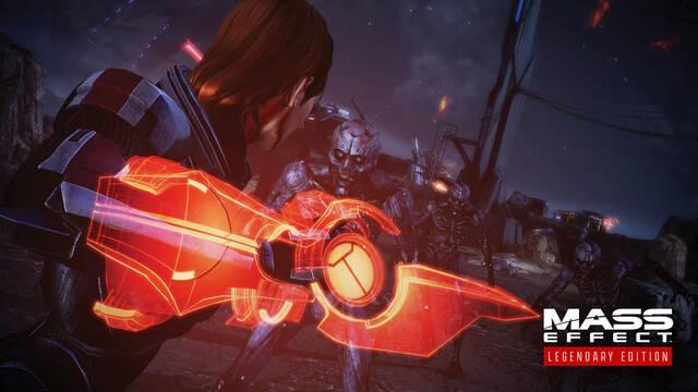 Mass Effect: Legendary Edition Switch