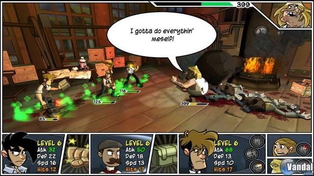 Nuevas imágenes de Penny Arcade Adventures para PS3