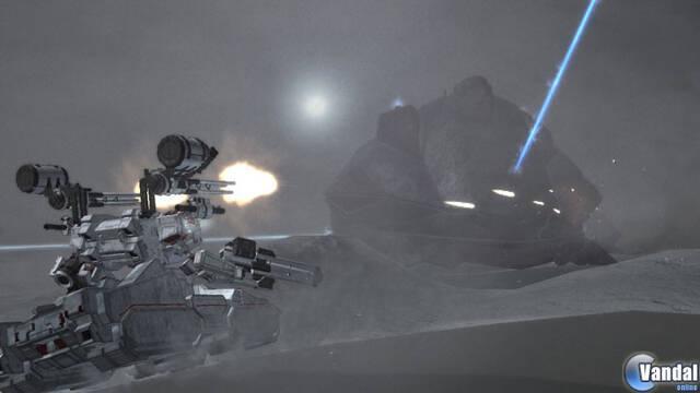 GC: Nuevas imágenes de Armored Core for Answer