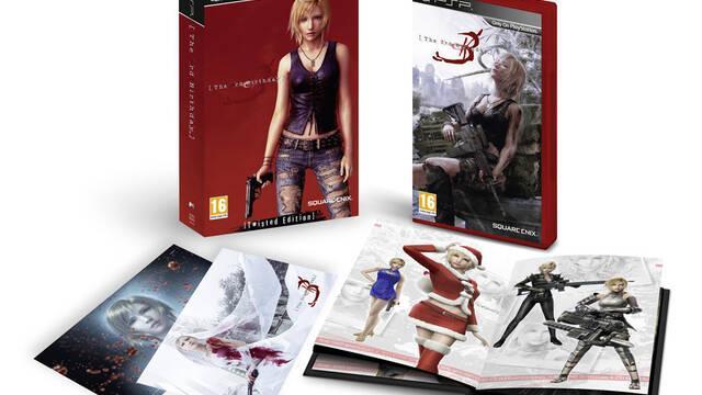 Square Enix presenta la edición especial de The 3rd Birthday