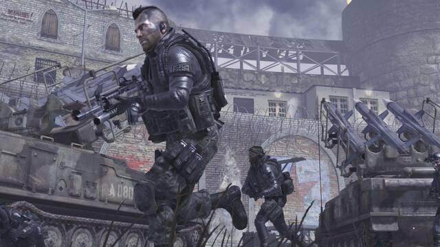 Call of Duty: Modern Warfare 2 Remastered aparece clasificado en Europa