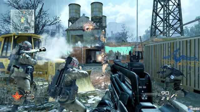 Adelantan la posible remasterización de Call of Duty: Modern Warfare 2
