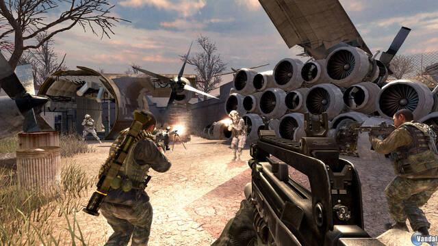 Los nuevos mapas de Modern Warfare 2 llegan esta semana