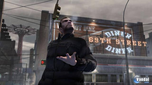 GC: Primeras imágenes de GTA IV para PC