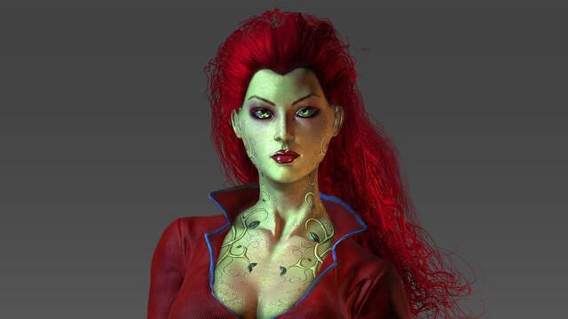 Hiedra Venenosa se muestra en Batman: Arkham Asylum
