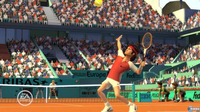 E3: Nuevas imágenes y vídeo de Grand Slam Tennis