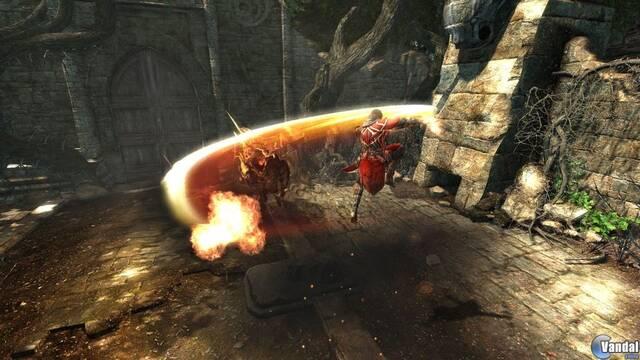 E3: Primeras imágenes de Castlevania: Lords of Shadow