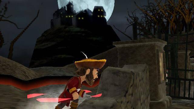 Piratas y ninjas se enfrentan también en Wii