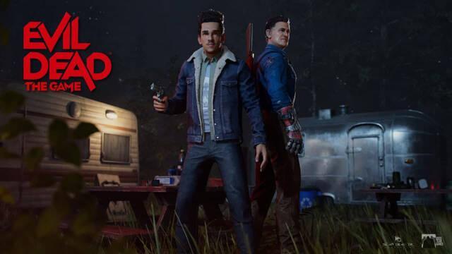 Evil Dead: The Game tráiler gameplay Summer Game Fest