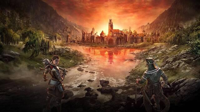 The Elder Scrolls Online para Xbox Series y PS5 se retrasa a mediados de junio