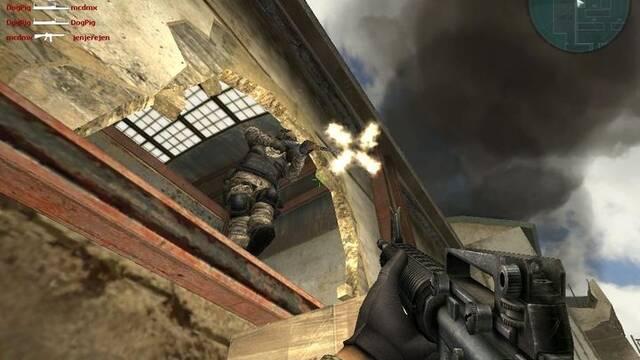 Nuevas imágenes de Combat Arms