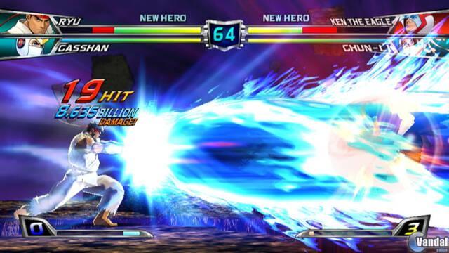 E3: Tatsunoko vs. Capcom llegará a occidente con juego en línea
