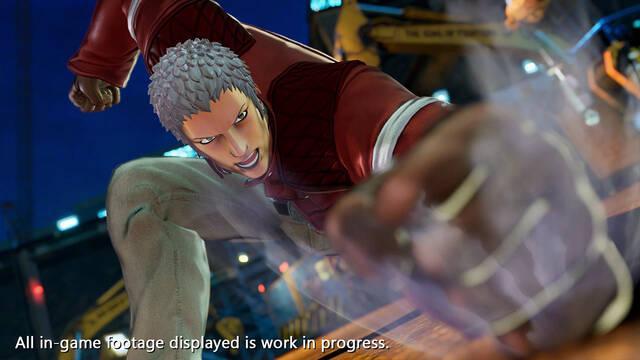 The King of Fighters 15 muestra a Yashiro Nanakase en acción con vídeo e imágenes