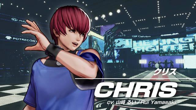The King of Fighters 15 Chris tráiler