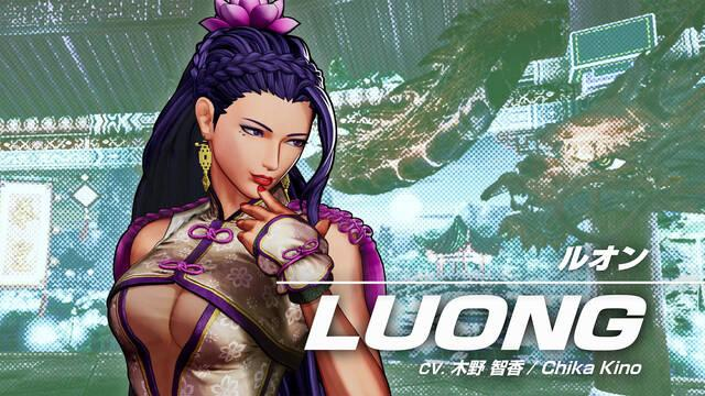 The King of Fighters 15 Luong
