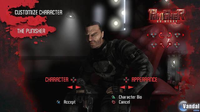Primeras imágenes de The Punisher: No Mercy