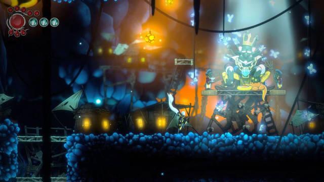 Aeterna Noctis nuevo gameplay