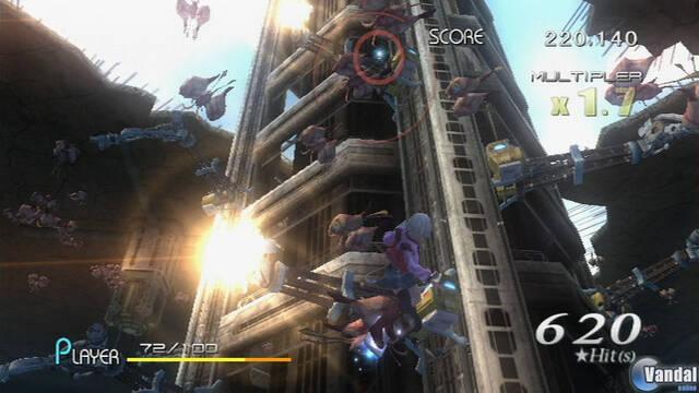 E3: Nuevas imágenes y vídeo de Sin and Punishment 2
