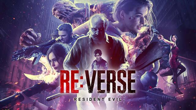 Resident Evil Re:Verse tráiler gameplay fecha de lanzamiento
