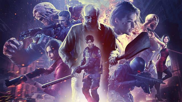 Resident Evil Re:Verse celebrará una nueva beta del 14 al 16 de abril